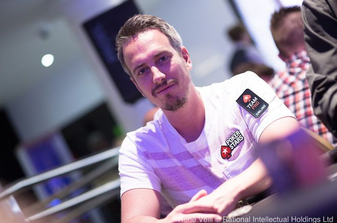 SCOOP Recap (18) - Lex Veldhuis, Job Greben & vier Belgen naar Dag 3 van $10.300 NLHE Main Event