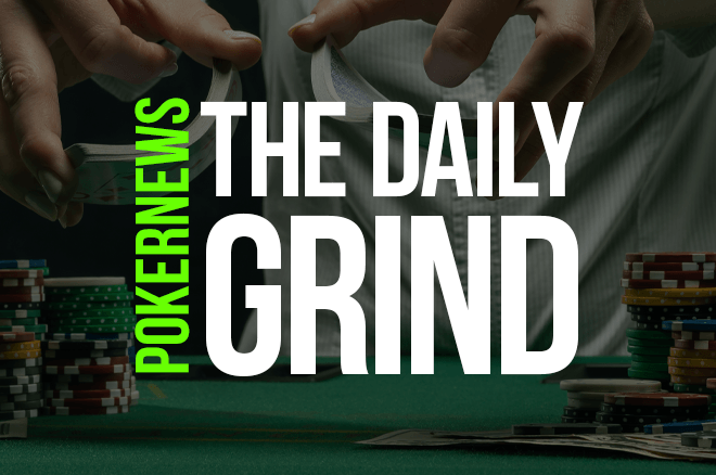 There's plenty of action at the online tables today! Check out the PokerNews Daily Grind