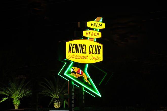 Palm Beach Kennel Club Poker Room