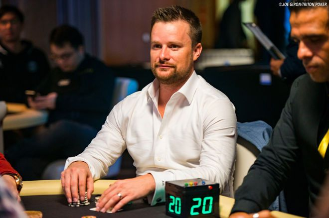 """Andrew """"ClockWyze"""" Pantling Wins 2020 SCOOP $5,200 PLO Main Event 2nd Chance"""