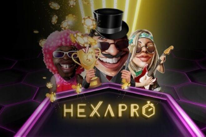 HexaPro at Unibet Poker