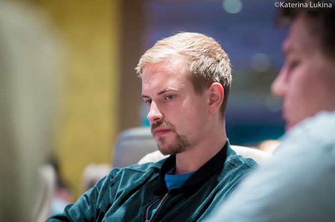 Blom has been on fire on partypoker.