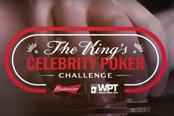 The King's Celebrity Poker Challenge, in partnership with Budweiser, raised $125,000 for World Central Kitchen. Featuring Jon Ha