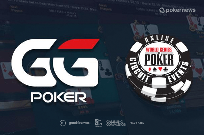 Choose between Omaholic, High Rollers or the WSOPC PLO Main Event on GGPoker this weekend