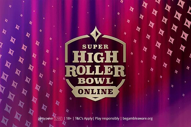 2020 Super High Roller Bowl Online