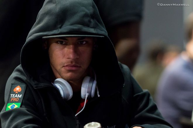 Neymar Jr. SCOOP PokerStars Poker Player
