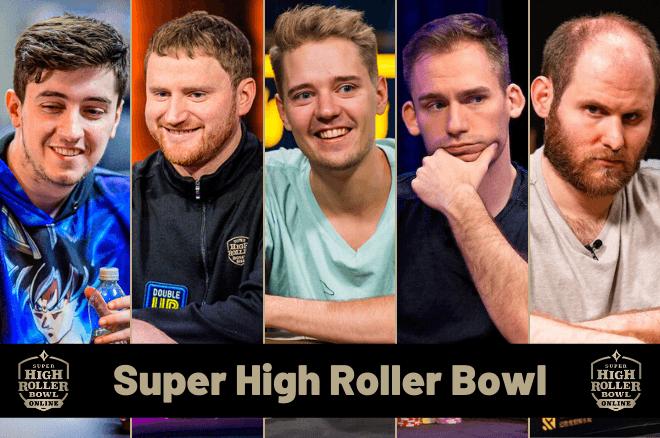 Super High Roller Bowl Online - US$ 102.000 NLHE