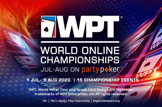 partypoker WPT Online World Championship