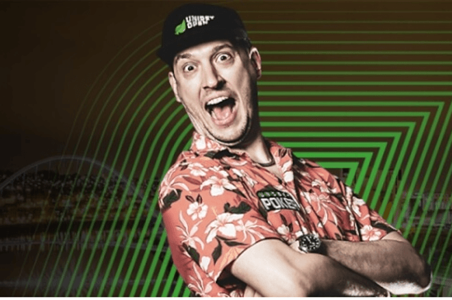 Play in Ian Simpson's Stream Satellites Only at Unibet Poker