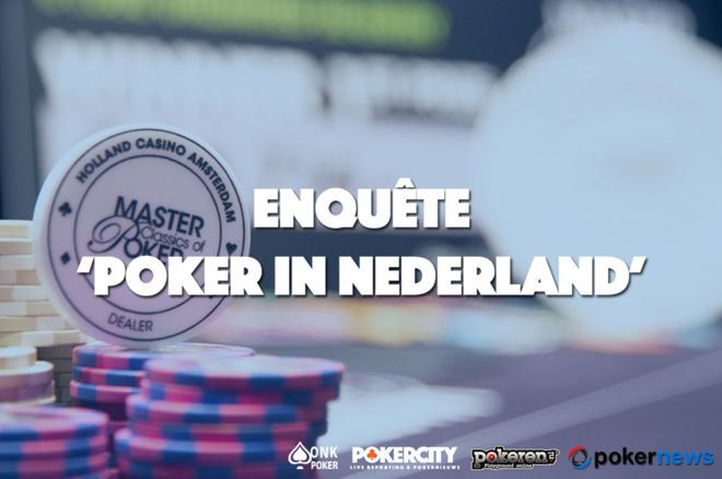 Geef je mening over live poker in Nederland en vul de grote 'Poker in Nederland' enquête in!