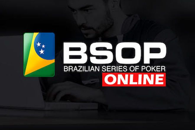 BSOP Online no PokerStars entre 26 e 29 de junho