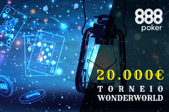 Torneio Wonderworld da 888poker
