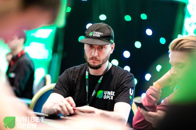With two weeks left, the Unibet Ambassador still hasn't qualified for the Final of Simpson's Stream Satellites.