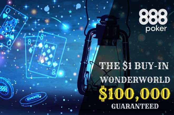 Torneio Wonderworld do 888poker