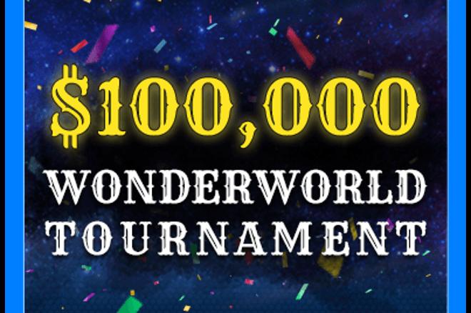 Wonderworld at 888poker