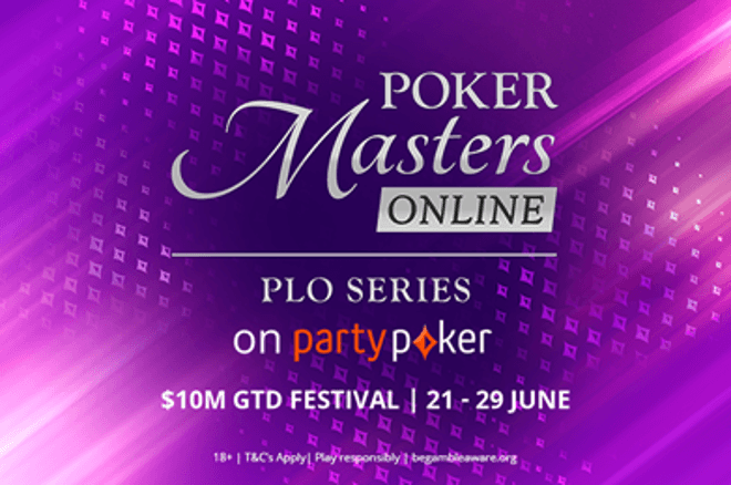 Eelis Parssinen wins the Poker Masters Online PLO Series purple jacket while Isaac Haxton holds commanding lead in the Main Even