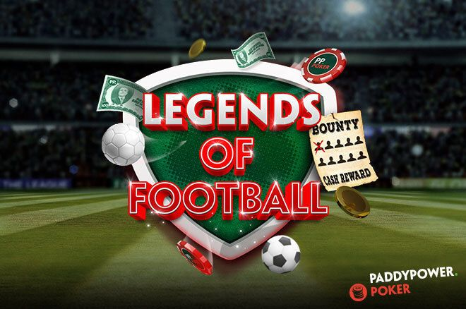 Paddy Power Poker Legends of Football
