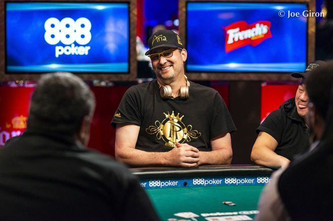 Phil Hellmuth maakt diepe run (elfde) in eerste online WSOP-event van 2020e