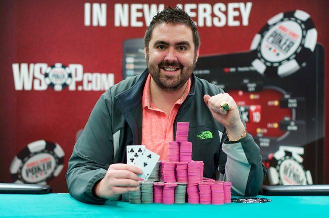 "Robert ""bustinballs"" Kuhn, Winner of Online WSOP Event #3 on WSOP.com"
