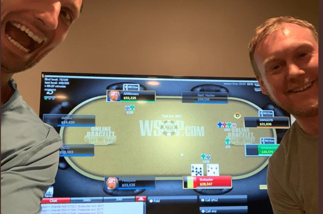 "Matt ""Bodeystar"" Bode Wins Event #5: $500 No-Limit Hold'em Super Turbo at the 2020 Online WSOP on WSOP.com"