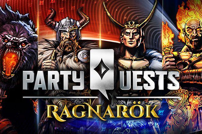 partypoker Ragnarök promotion