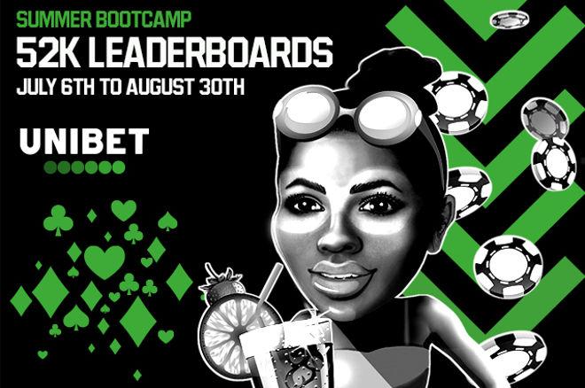 €52,000 Unibet Summer Bootcamp