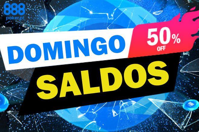 Domingo de Saldos na 888poker.pt