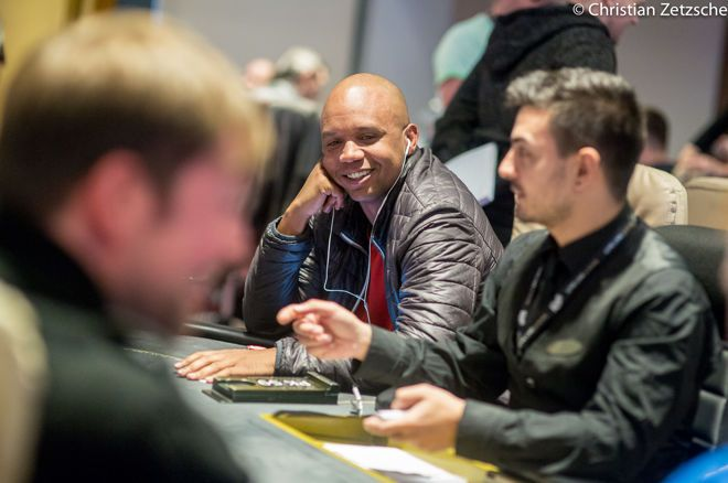 Phil Ivey may finally have faded Borgata's wrath.