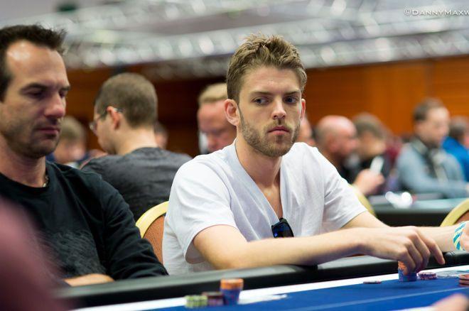 Michael Telker menyelesaikannya di PokerStars.