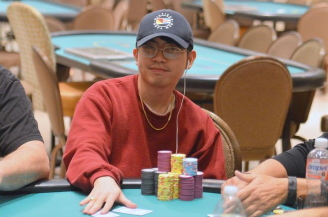 "Kenny ""Chopuh"" Huynh Wins Event #19: $400 NLH at the 2020 online WSOP"