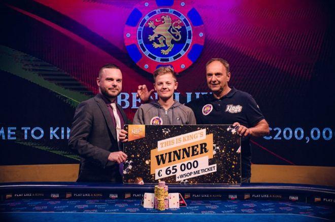 Jeroen Leuver wint Main Event van Benelux Classics voor €65.000 (+€10.000 WSOPE-ticket)