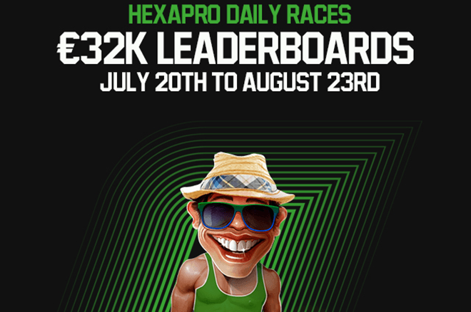 Unibet Poker HexaPro Races