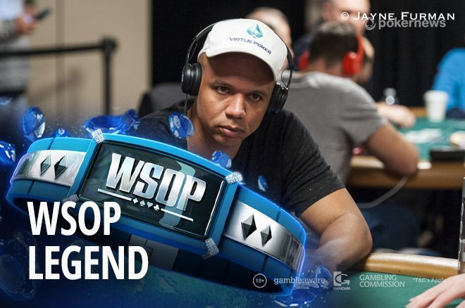 Phil Ivey's impact on the WSOP was heavy from 2000 to 2014.