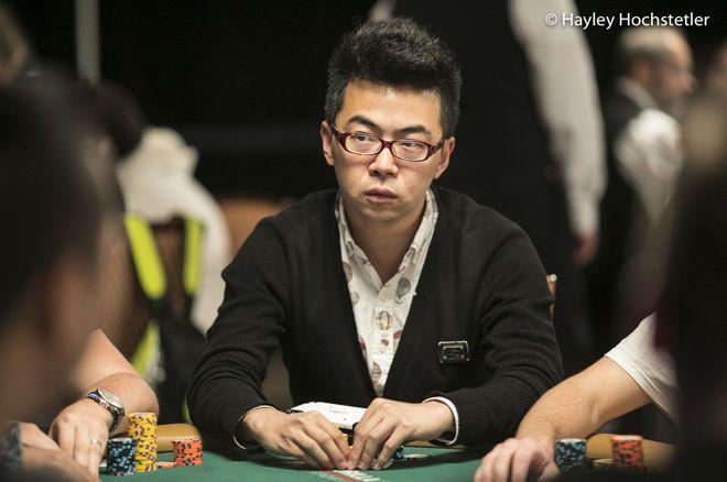 Pete Chen menjadi pro terbaru untuk bergabung dengan 'Tim Panas' dan mewakili Natural8 di internet online
