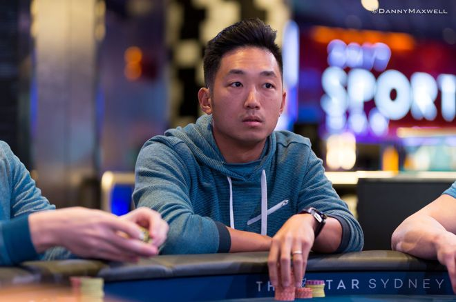 Hun Wei Lee Menangkan Event # 37: $ 1.050 Bounty Pot Limit Omaha ($ 161.886)