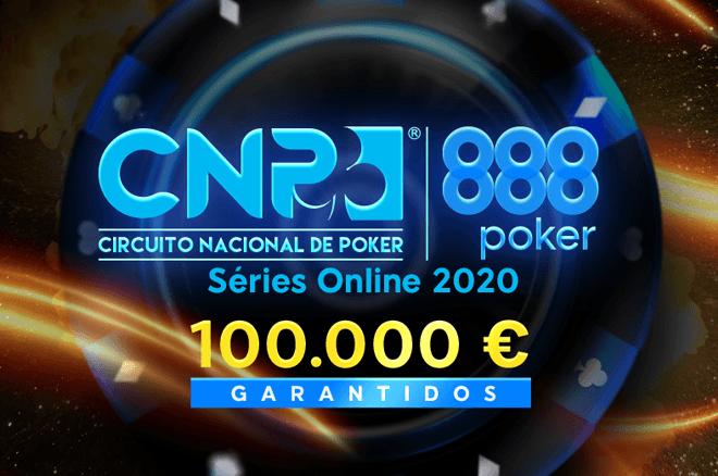 CNP Series Online 2020 na 888poker.pt