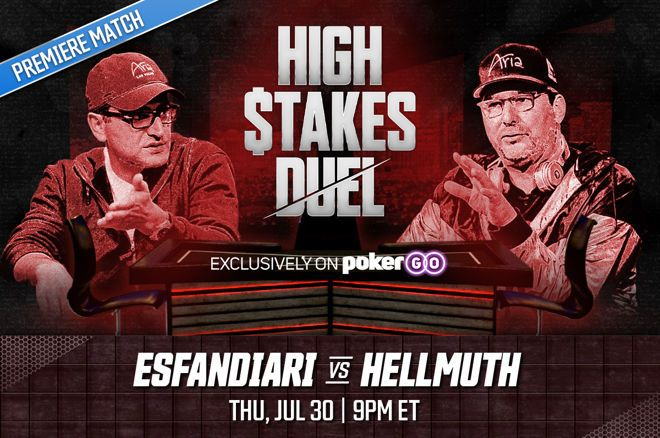 "PokerGO ""High Stakes Duel"""