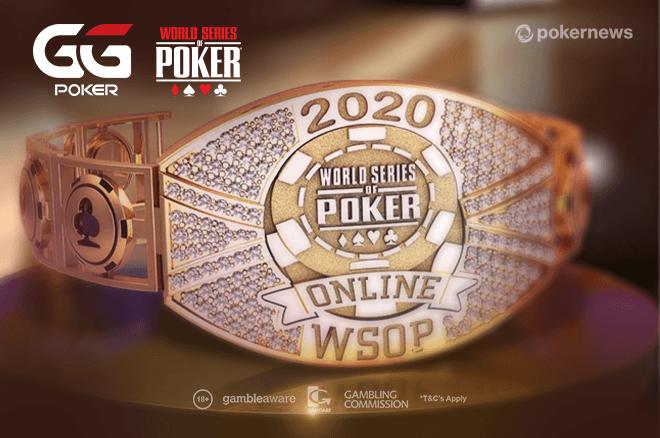 WSOP Online 2020: Triple Crown para Romanello, 7ª bracelete para o Brasil e mais dois campeões