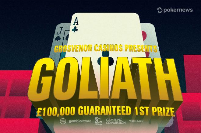 Acara Utama Goliath 2020