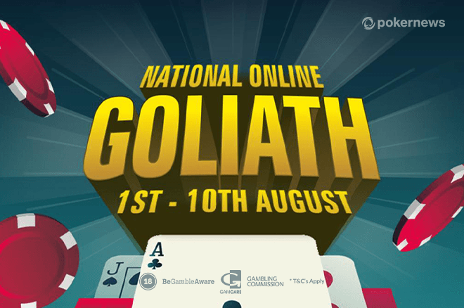 2020 Goliath Main Event
