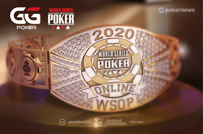 Three More WSOP Online Bracelet-Winners Crowned; GGMasters Beats $1m Guarantee