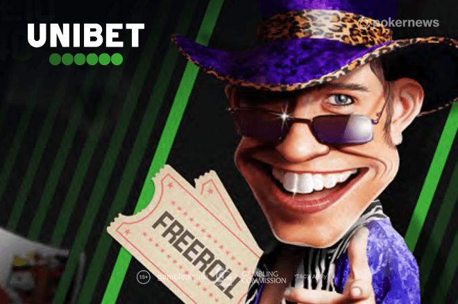 Seri Freeroll Musim Panas Unibet Poker