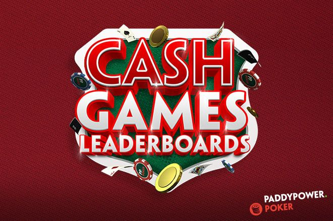 Paddy Power Poker leaderboards