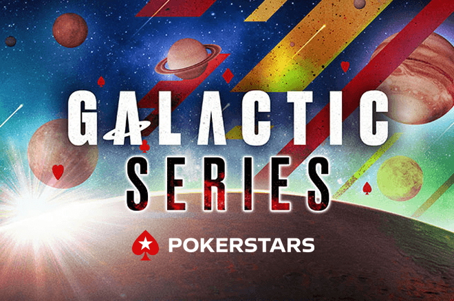 Galactic Series na PokerStars.pt