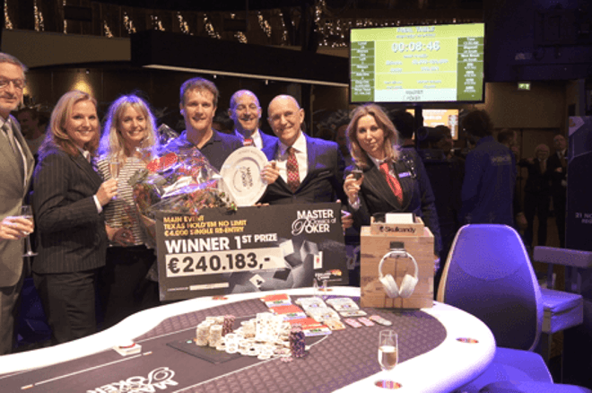 Master Classics of Poker afgelast, geen poker in Holland Casino tot 1 november