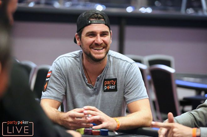partypoker's Josip Simunic Leads by Example in WPT Main Event Satellites