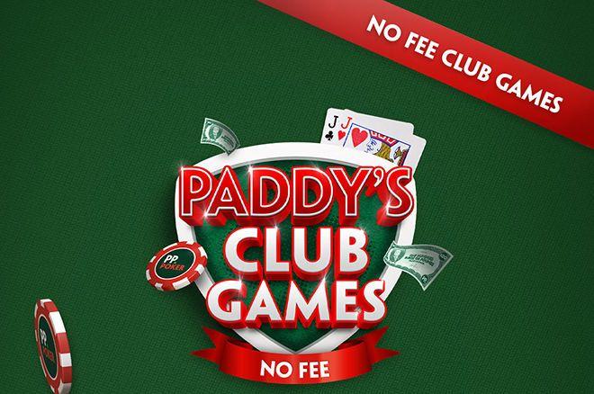Paddy Power Club Games