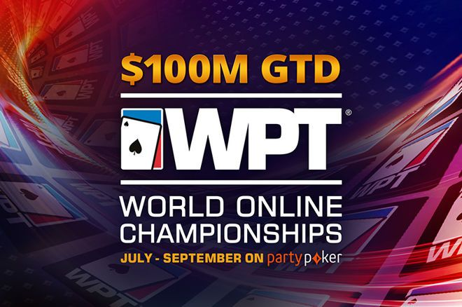 partypoker WPTWOC Mini and Micro Main Event