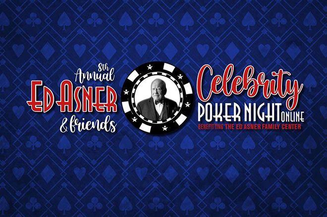 Turnamen Poker Selebriti Ed Anser & Teman Tahunan ke-8