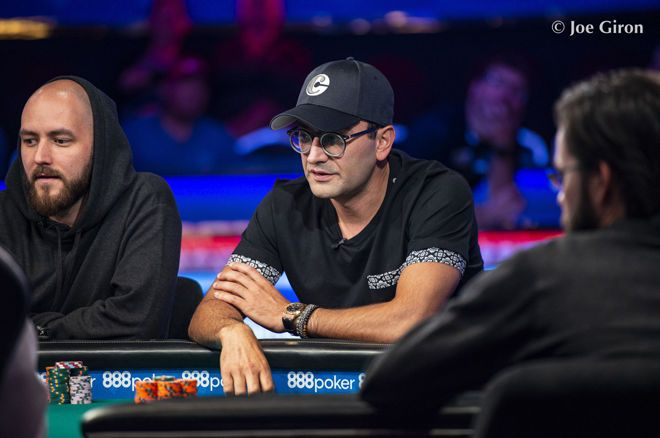 Antonio Esfandiari was victimized by a burglary.